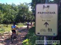 Parenzana by bike