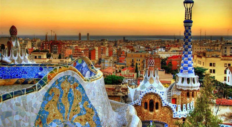 Video Top 10 Attractions Barcelona Spain Travel Guide