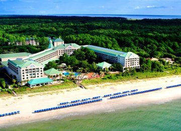 WESTIN HILTON HEAD ISLAND RESORT & SPA  ( SOUTH CAROLINA)