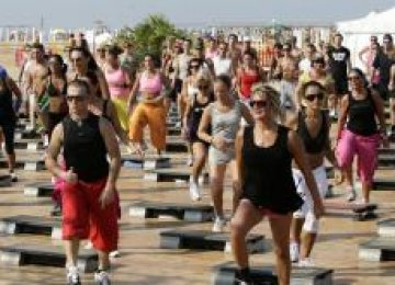 Bibione Beach Fitness